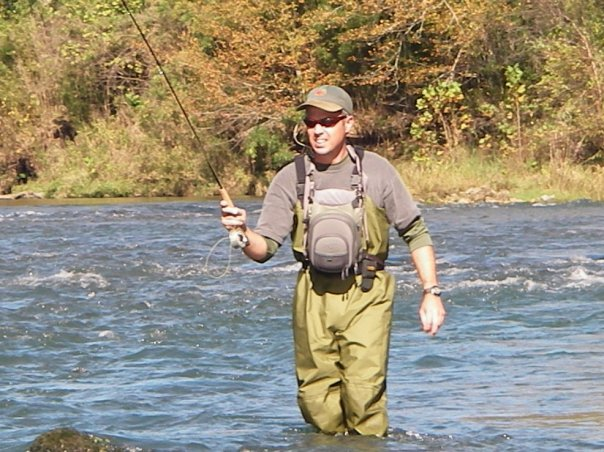Philip Fly-fishing