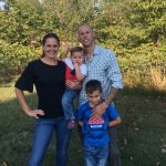 Jami Stinnett Family Photo